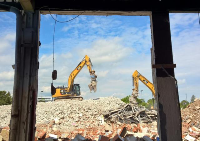 解体工事は浜松市の【株式会社イナケン】に依頼を